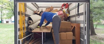Ako sa efektívne zbaviť starého nábytku?
