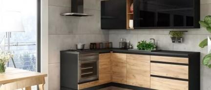 Kuchynská linka je srdcom moderných obytných priestorov