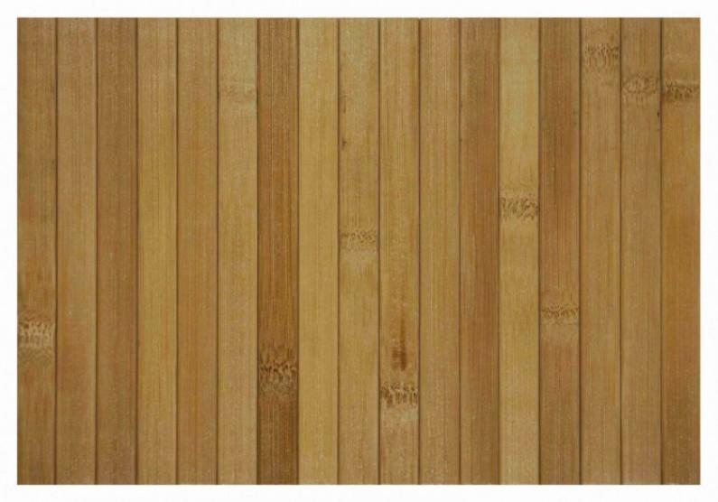 Bambusové obklady zútulnia aj nevľúdne chodby