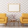 Papierové, látkové či vinylové tapety: Oblečte steny tak, ako sa vám páči!