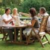 Ako vybrať nábytok na záhradu