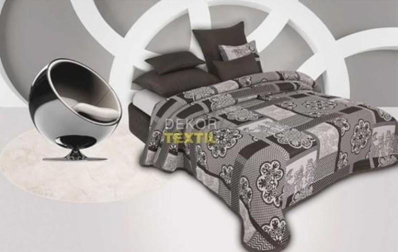 Pôsobivým doplnkom spálne sú prikrývky na posteľ