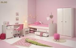Detská izba pre malého školáka i veľkého študenta