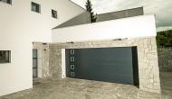 Dizajnová garážová brána – vyberte si bránu podľa predstáv