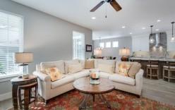 Tipy ako prirodzene zosvetliť interiér
