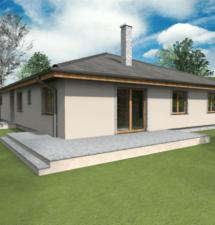 Poďte bývať rýchlo a do vlastného – bungalov na kľúč je skvelým riešením