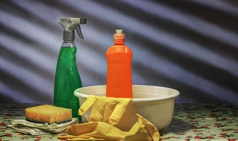 Upratovanie kuchyne nemusí byť drina ani nuda.