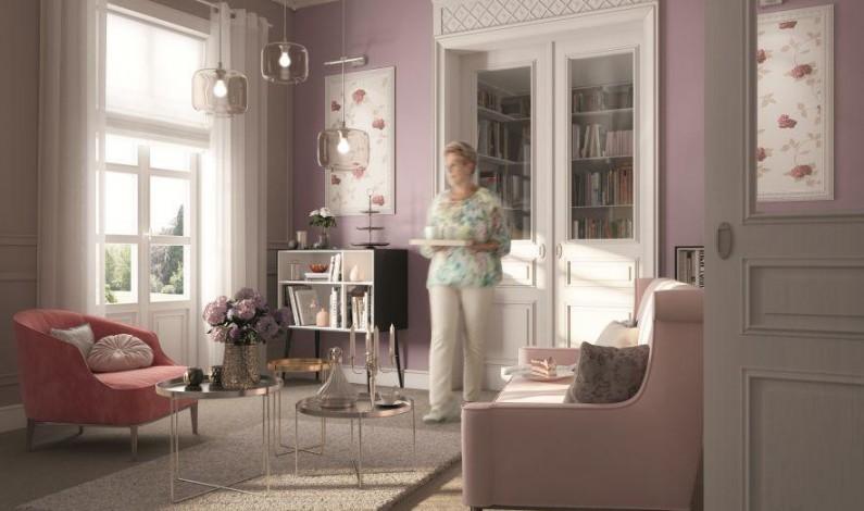 Ako na bývanie podľa posledných trendov? Oživte izby sviežimi farbami a nezvyklými tvarmi