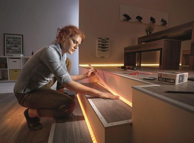 Bezpečie a útulná atmosféra. LED osvetlenie z Hornbachu ponúka aj oveľa viac
